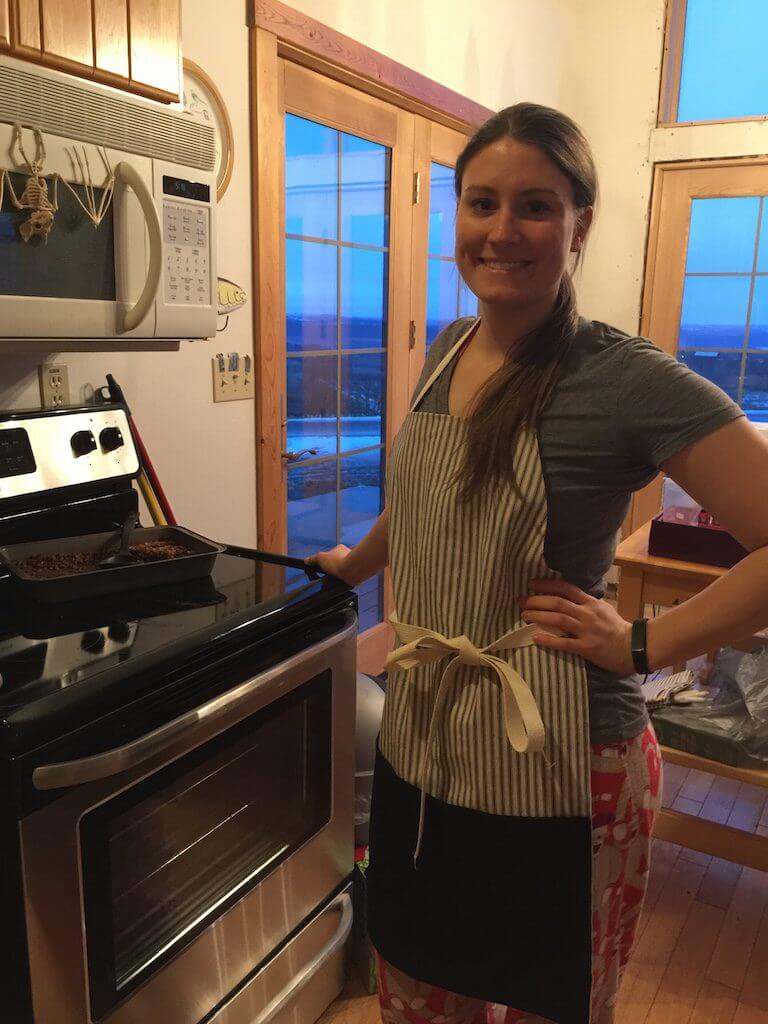 Mother's Day Apron Sew-a-long