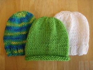 Beginning Knitting Class
