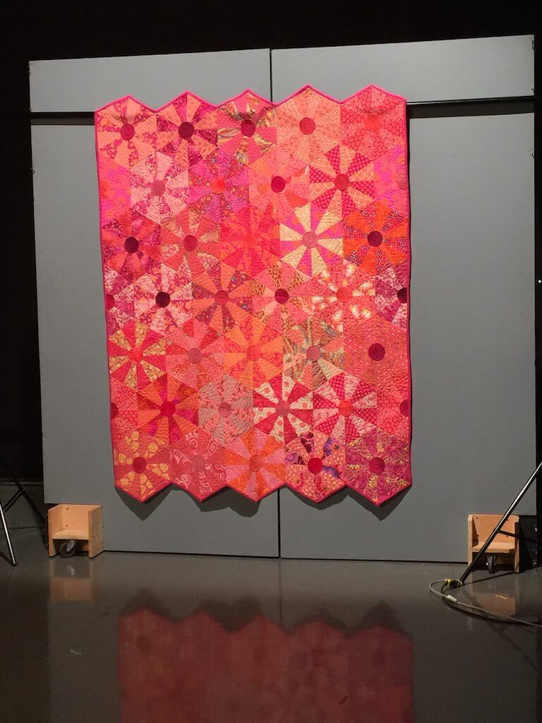 Making Scrap Quilts with Large Scale Prints