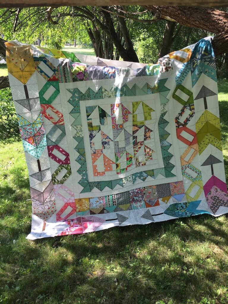 Challenge! Get Your Quilt Displayed in the International Quilt Festival in Chicago!