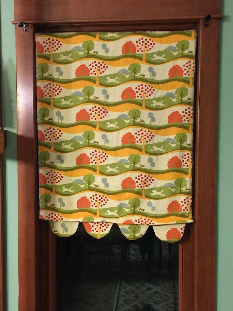 New Kitchen Window Shades