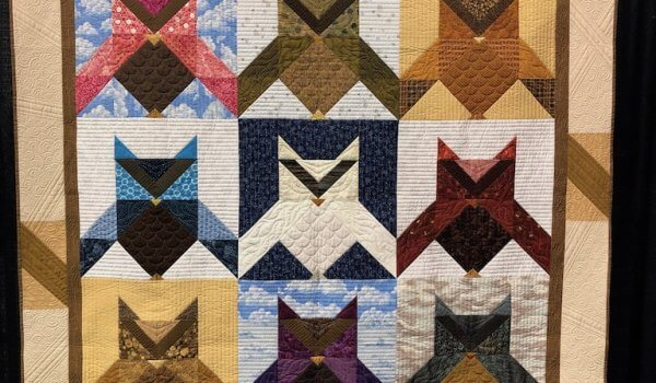Chicago International Quilt Festival And The Scrap Quilt Challenge