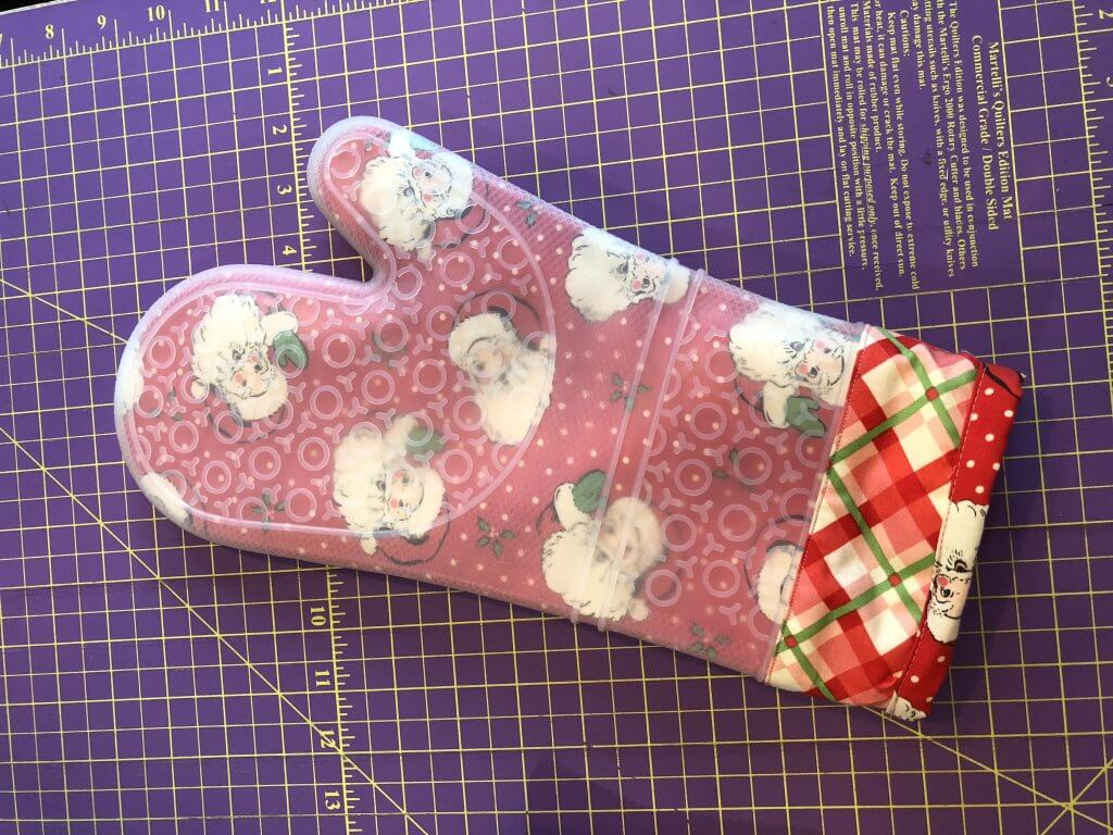 Silicon Oven Mitt Class Sept. 26th 6:30 p.m.