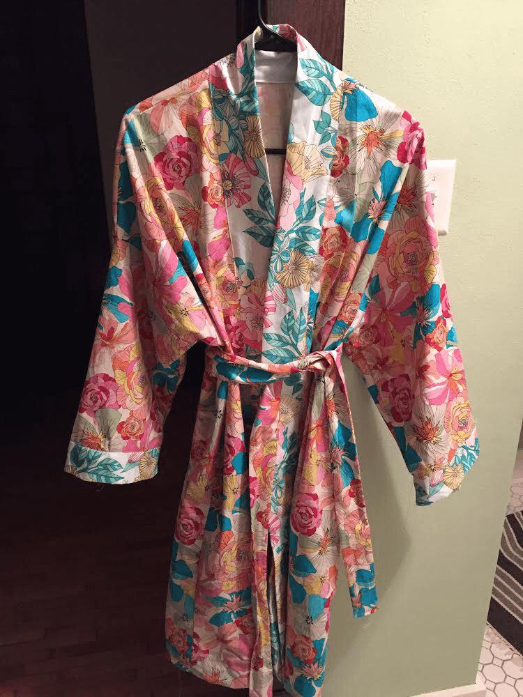 Make a Robe!